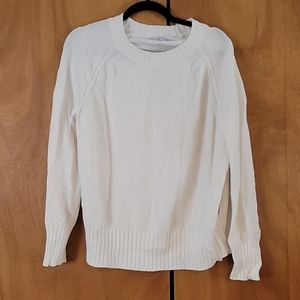 Old Navy off white sweater